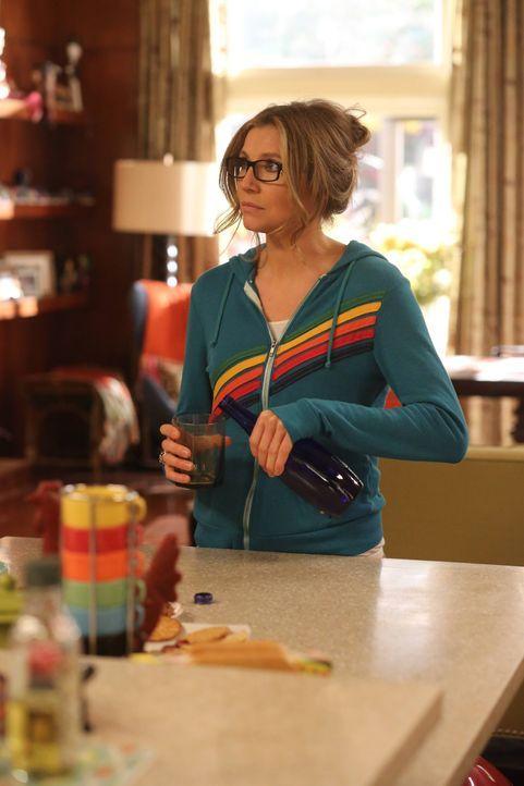 Polly (Sarah Chalke) ist begeistert, als ihre Tochter die Chance bekommt an einem besonderen Schulprogramm teilzunehmen, doch dann läuft nichts nach... - Bildquelle: 2013 American Broadcasting Companies. All rights reserved.