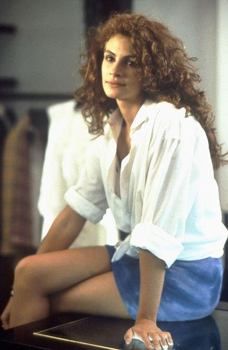 Ahnt nicht, was das Leben für sie noch bereit hält: Vivian (Julia Roberts) ... - Bildquelle: Touchstone Pictures. All Rights Reserved.