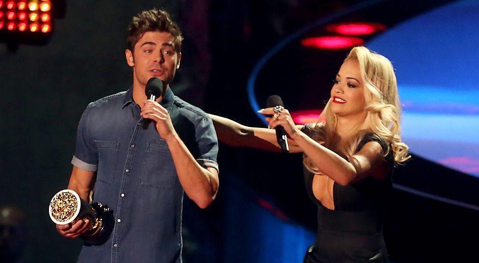 MTV-Movie-Awards-Zac-Efron-140313-2-getty-AFP - Bildquelle: getty-AFP