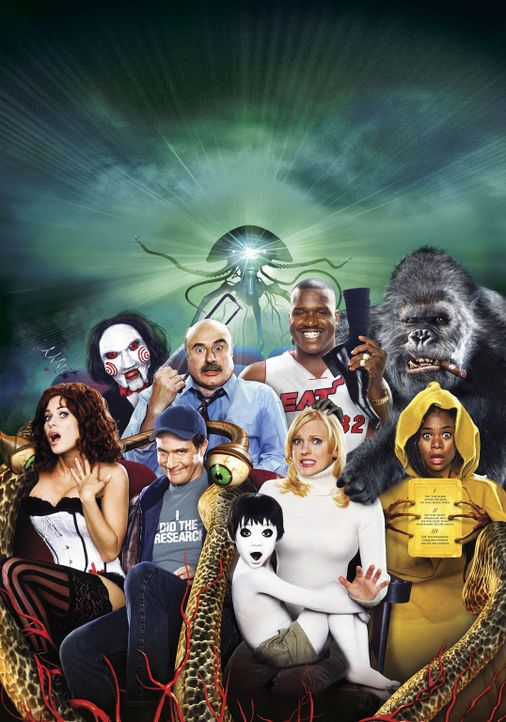 Scary Movie 4 - Artwork - Bildquelle: The Weinstein Company. All Rights Reserved.