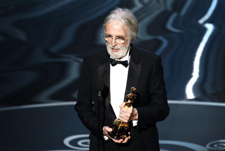 Oscar ® 2013 - Bester fremdsprachiger Film: Michael Haneke - Bildquelle: AFP / GETTY IMAGES NORTH AMERICA
