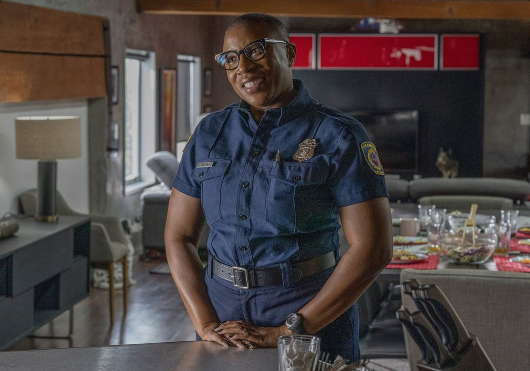 "Henrietta ""Hen"" Wilson (Aisha Hinds) - Bildquelle: 2018-2019 Twentieth Century Fox Film Corporation.  All rights reserved."