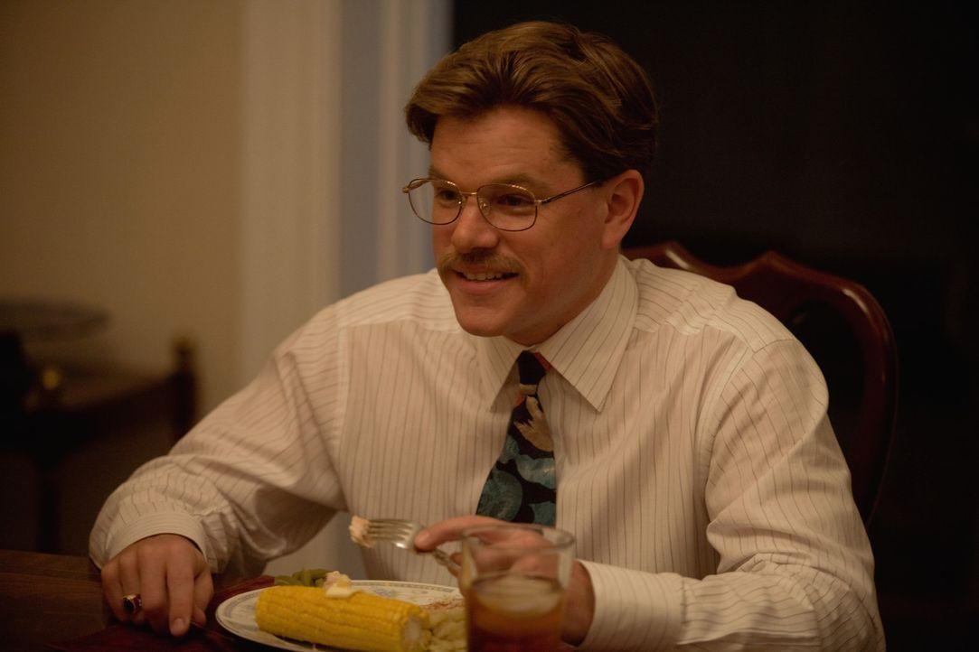 Das FBI erlebt eine Überraschung nach der nächsten mit ihrem Kronzeugen und Informanten Dr. Mark Whitacre (Matt Damon) ... - Bildquelle: Warner Bros. Pictures