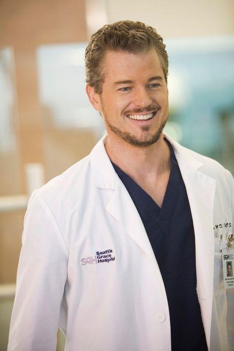 Grey's Anatomy - Mark und Lexie - 01: Mark (Eric Dane) - Bildquelle: ABC Studios
