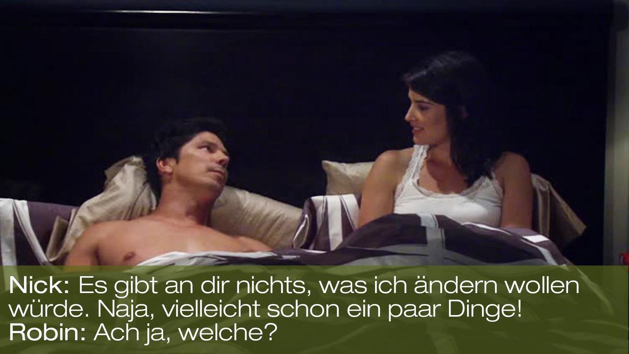 how-i-met-your-mother-zitat-quote-staffel-8-episode-2-prenup-klaus-zuhaus-8-robin-ach-foxpng 1600 x 900 - Bildquelle: 20th Century Fox