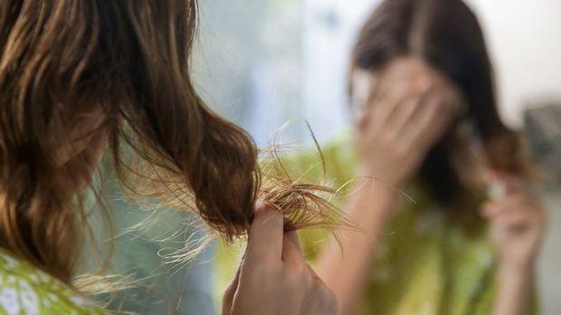 Haarspliss - wenn sich die Haare spalten