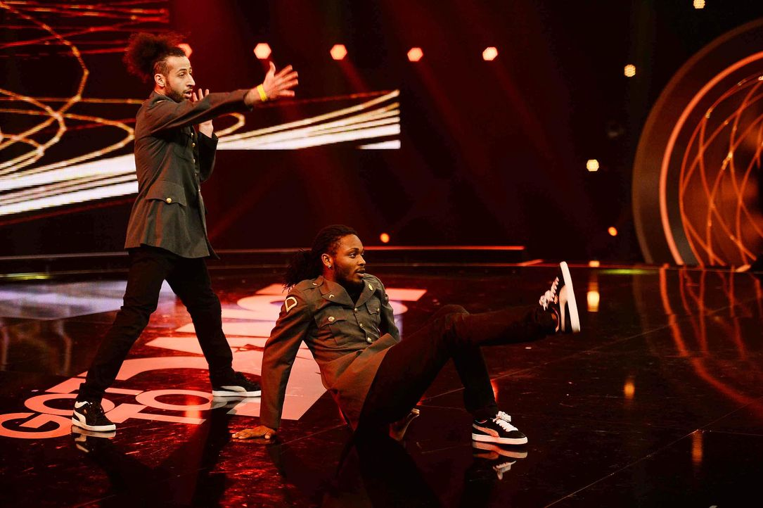 Got-To-Dance-Two-Abstract-06-SAT1-ProSieben-Willi-Weber - Bildquelle: SAT.1/ProSieben/Willi Weber