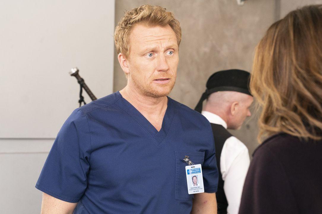 Dr. Owen Hunt (Kevin McKidd) - Bildquelle: Mitch Haaseth ABC Studios