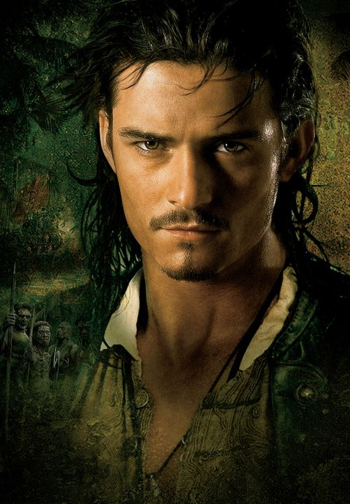 Noch bevor die Hochzeitsglocken für ihn und seine Elizabeth läuten, muss Will (Orlando Bloom) schon wieder für den chaotischen Piraten-Kapitän Jack... - Bildquelle: Peter Mountain Disney Enterprises, Inc.  All rights reserved