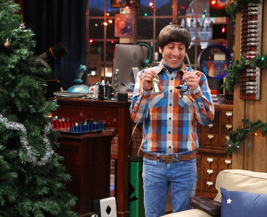 Als Sheldon seine Schwester in Texas besucht, überlegen seine Freunde, was aus ihnen geworden wäre, wenn sie Sheldon nie getroffen hätten: Howard (S... - Bildquelle: Warner Bros. Television
