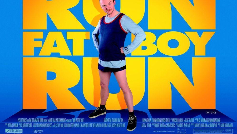 Run, Fatboy, Run - Bildquelle: 2008 Warner Brothers
