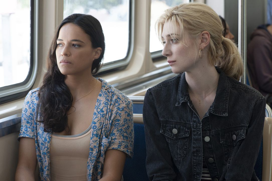Linda (Michelle Rodriguez, l.); Alice (Elizabeth Debicki, r.) - Bildquelle: Suzanne Tenner 2018 Twentieth Century Fox Film Corporation.  All rights reserved. / Suzanne Tenner