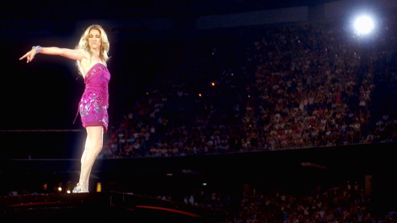 Celine Dion - Bildquelle: Viacom Studios UK
