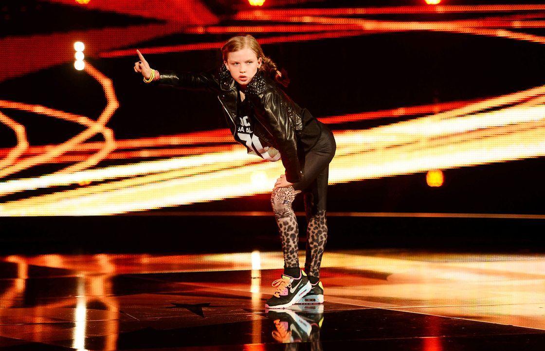 Got-To-Dance-Leonie-04-SAT1-ProSieben-Willi-Weber-TEASER - Bildquelle: SAT.1/ProSieben/Willi Weber