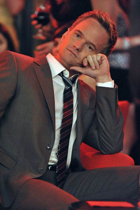 Was ist mit Barney (Neil Patrick Harris) los? - Bildquelle: 20th Century Fox International Television