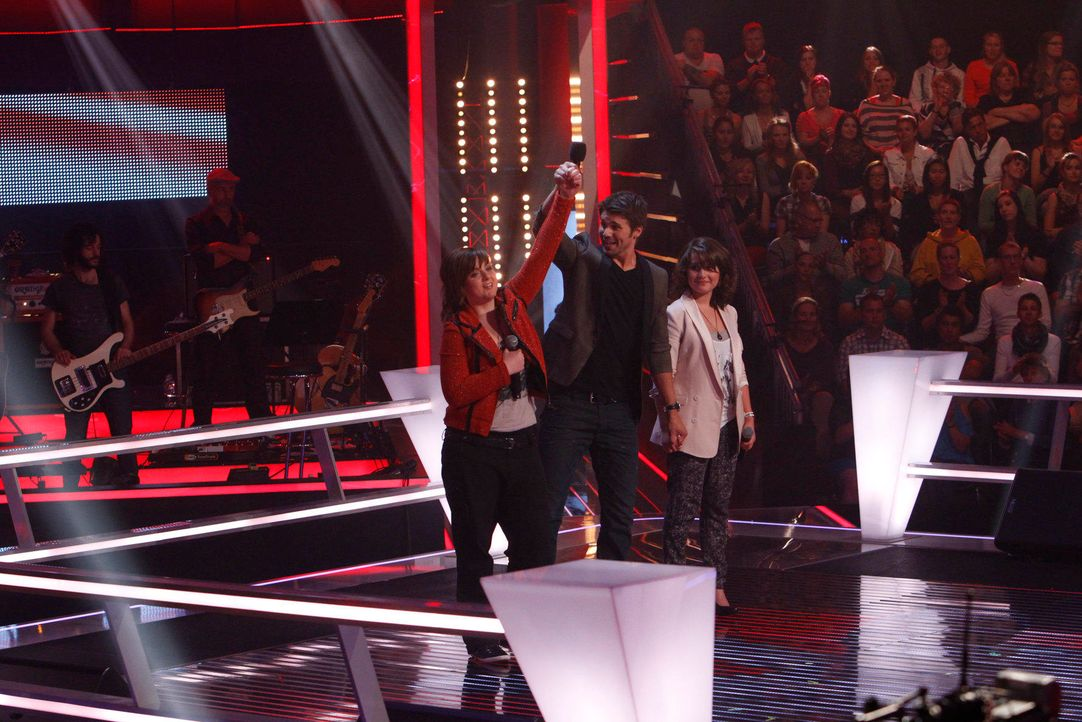 battle-kristin-vs-evi-12-the-voice-of-germany-huebnerjpg 1775 x 1184 - Bildquelle: SAT.1/ProSieben/Richard Hübner