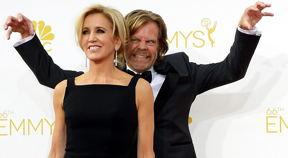 Felicity-Huffman-William- H- Macy- 14-08-26-Hero-Emmy-Awards-dpa - Bildquelle: dpa