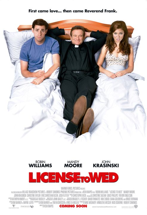 """Lizenz zum Heiraten"" - Bildquelle: 2007 Warner Brothers International Television Distribution Inc."