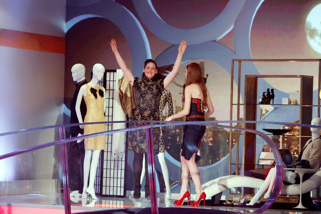 Fashion-Hero-Epi02-Fashionshowdown-30-ProSieben-Richard-Huebner - Bildquelle: ProSieben / Richard Huebner