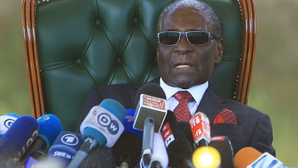 - Bildquelle: Tsvangirayi Mukwazhi/AP/dpa