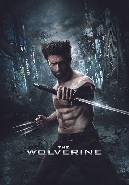 WOLVERINE: WEG DES KRIEGERS - Plakatmotiv - Bildquelle: 2013 Twentieth Century Fox Film Corporation. All rights reserved.