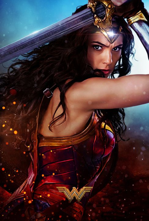 Wonder Woman - Artwork - Bildquelle: Warner Bros.