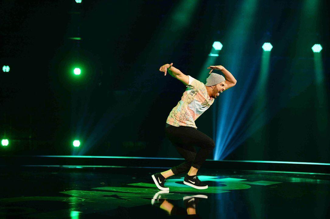 Got-To-Dance-Dayan-Raheem-02-SAT1-ProSieben-Willi-Weber - Bildquelle: SAT.1/ProSieben/Willi Weber