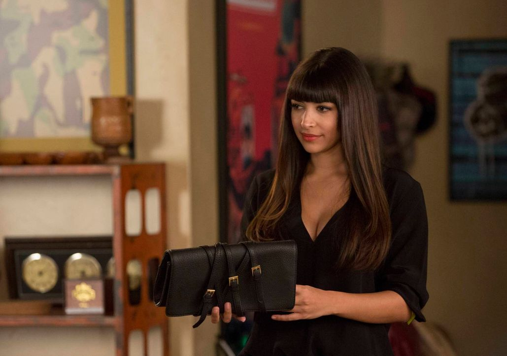 Cece (Hannah Simone) ist nicht die Einzige, die vom Besuch von Jess' Schwester genervt ist ... - Bildquelle: 2014 Twentieth Century Fox Film Corporation. All rights reserved.