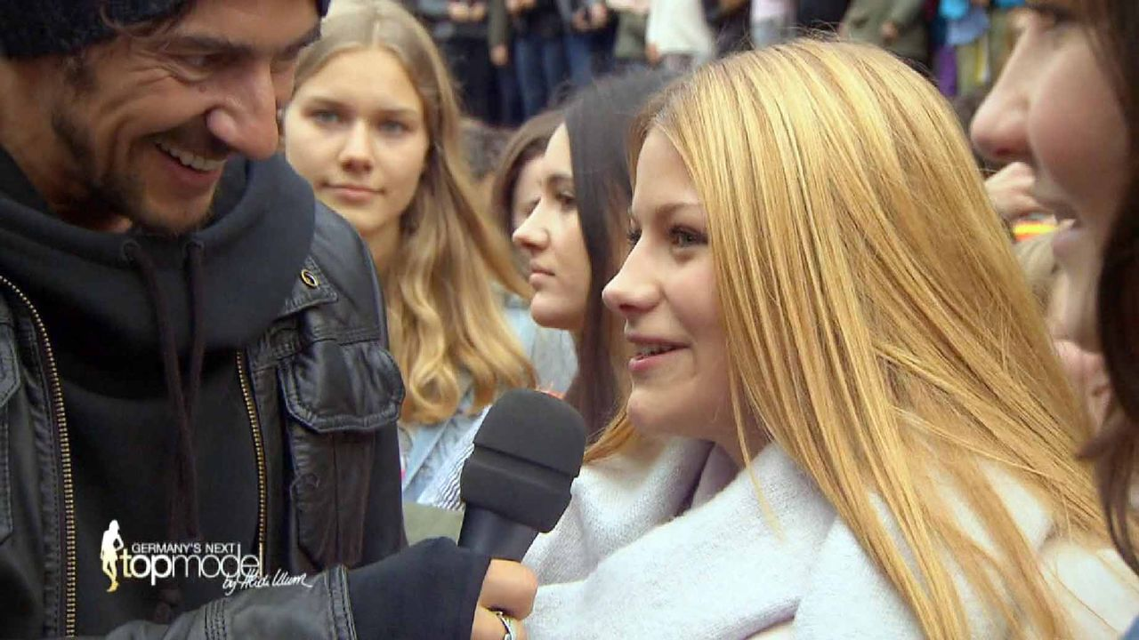 GNTM-10-Sendung02_058 - Bildquelle: ProSieben