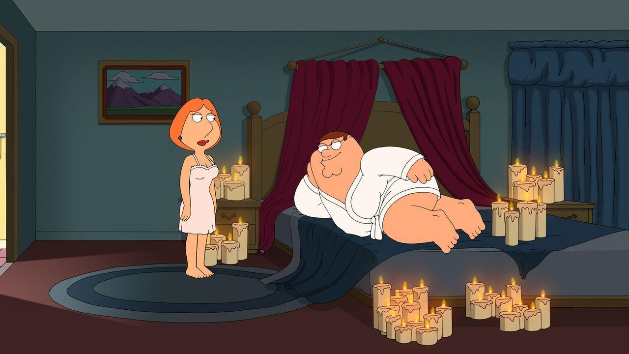Ein ganz besonderer Valentinstag wartet auf Peter (r.) und Lois (l.) ... - Bildquelle: 2013 Twentieth Century Fox Film Corporation. All rights reserved.