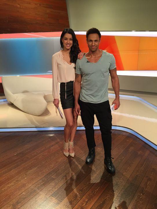 Rebecca und Daniel