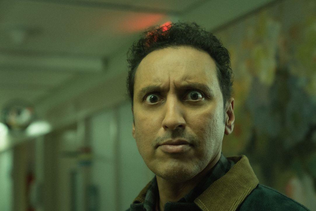 Ben Shakir (Aasif Mandvi) - Bildquelle: Elizabeth Fisher 2019 CBS Broadcasting, Inc. All Rights Reserved / Elizabeth Fisher