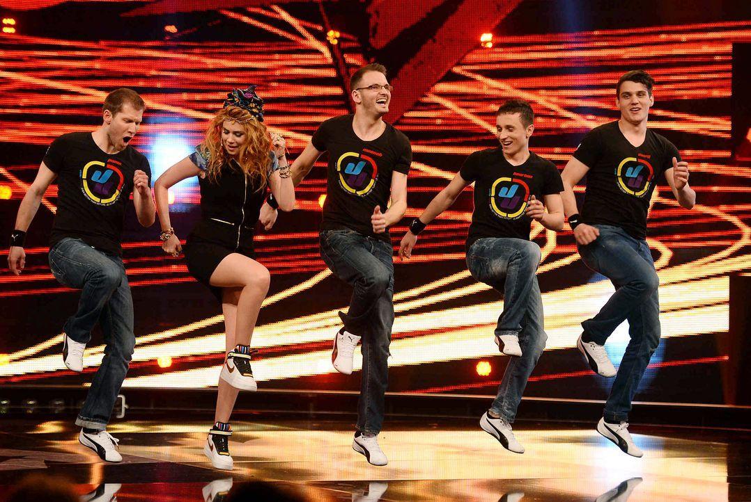 Got-To-Dance-Jump-Jump-12-SAT1-ProSieben-Willi-Weber - Bildquelle: SAT.1/ProSieben/Willi Weber