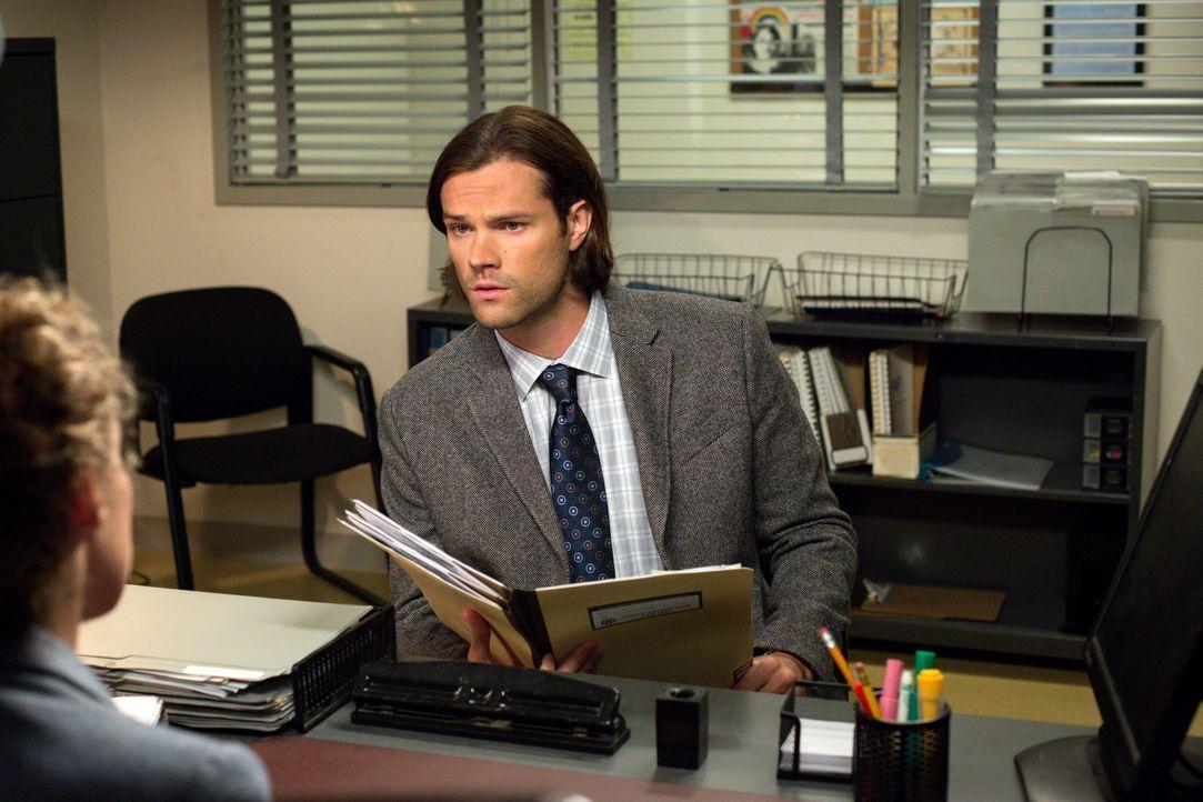 Während Sam (Jared Padalecki) darauf hofft, im Heim Informationen über Claire und ihren möglichen Aufenthaltsort zu erhalten, erkennt Castiel, dass... - Bildquelle: 2016 Warner Brothers