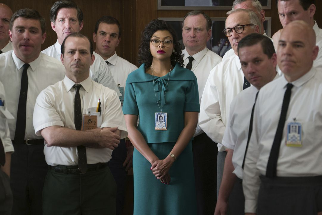 Hidden Figures – Unerkannte Heldinnen (2016) - Bildquelle: picture alliance / AP Photo