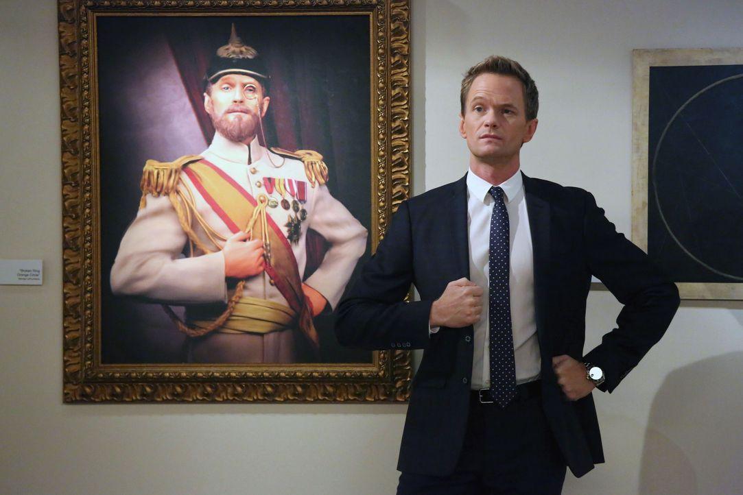Barney (Neil Patrick Harris) hat seine eigene Geschichte zum letzten Treffen mit dem Captain ... - Bildquelle: 2013 Twentieth Century Fox Film Corporation. All rights reserved.