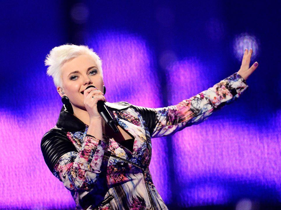 Eurovision-Song-Contest-Elaiza-Germany-2-140509-AFP - Bildquelle: AFP