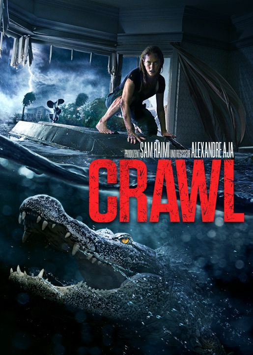 Crawl - Artwork - Bildquelle: 2021 Paramount Pictures. All Rights Reserved.