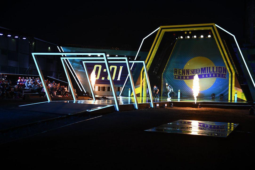 Final-Hindernis  - Bildquelle: ProSieben/Julian Essink