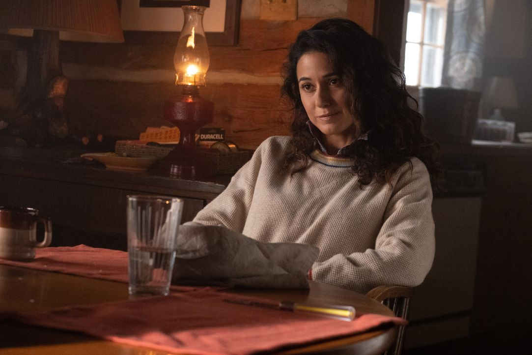 Dr. Lila Kyle (Emmanuelle Chriqui) - Bildquelle: Erika Doss 2019 Fox and its related entities. All rights reserved. / Erika Doss