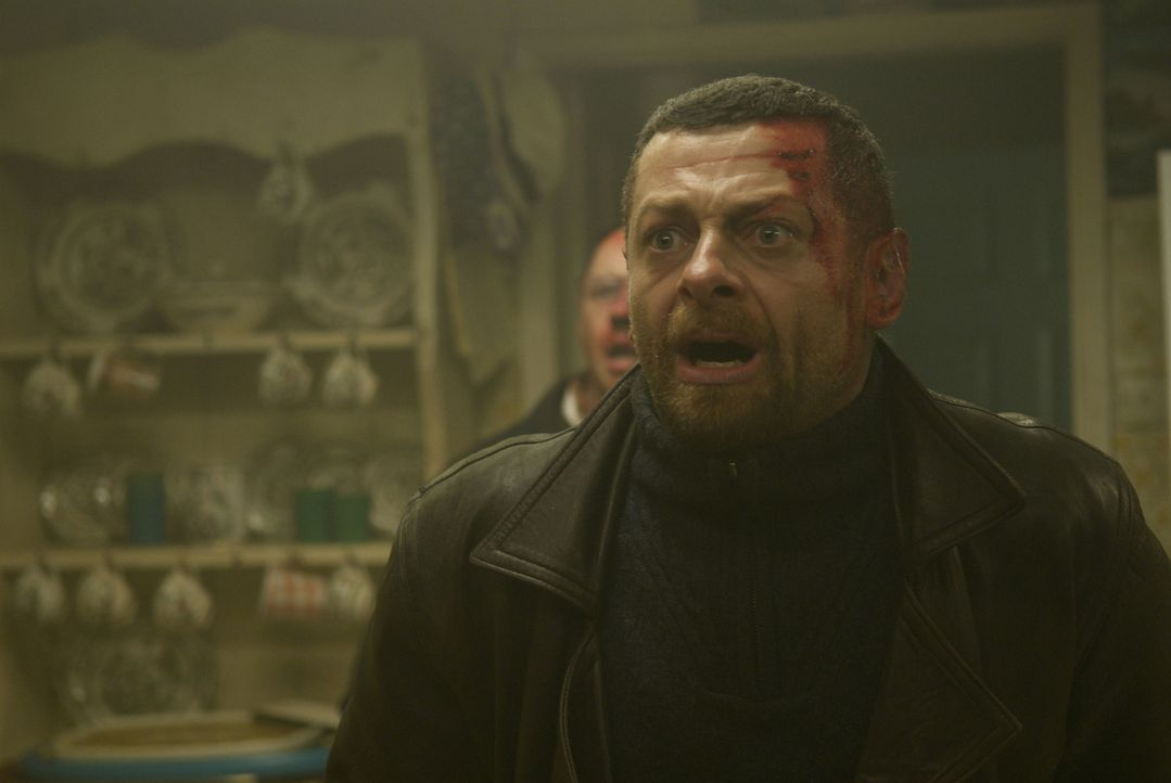 Die Brüder David (Andy Serkis) und Peter wollen einen scheinbar genialen Coup durchführen: Sie entführen Tracy, die Tochter eines reichen Unterweltb... - Bildquelle: 2008 Steel Mill (Yorkshire) Limited/UK Film Council. All Rights Reserved.