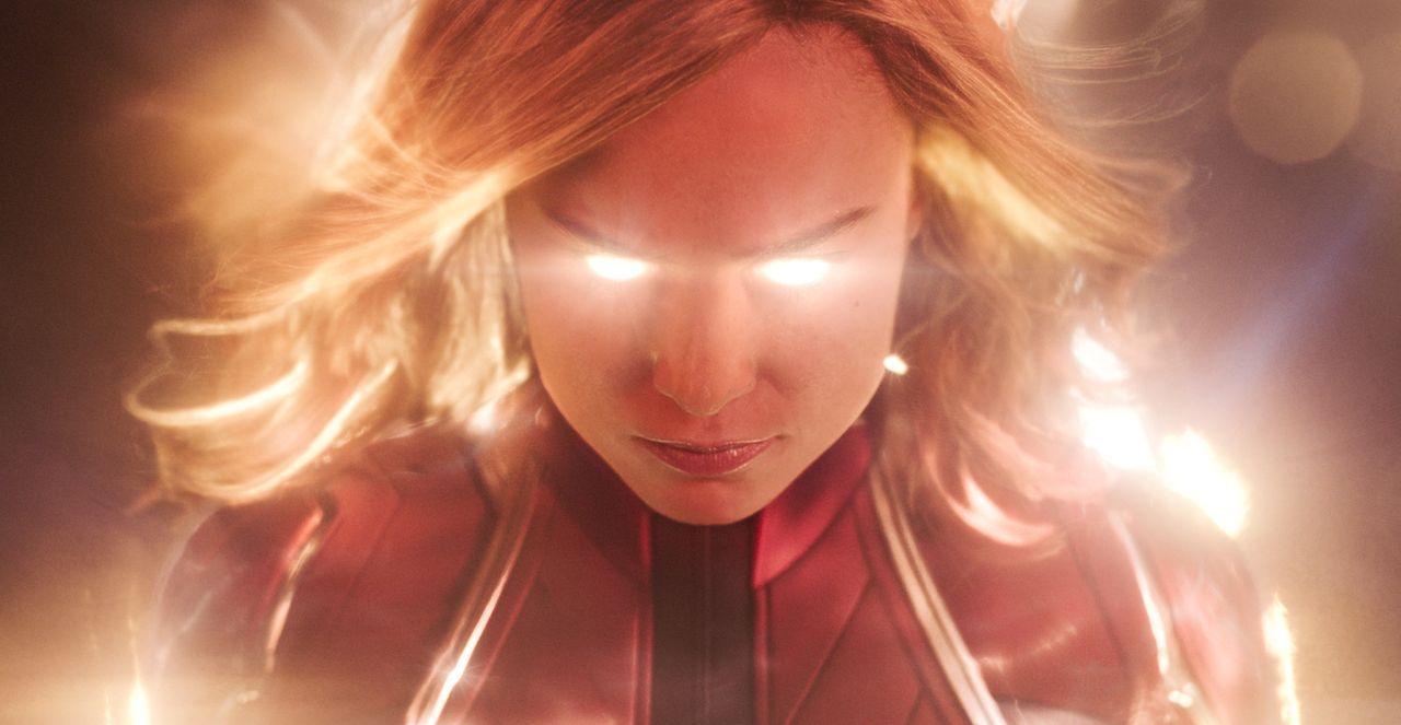 Carol Danvers/Captain Marvel/Vers (Brie Larson) - Bildquelle: Marvel Studios 2019