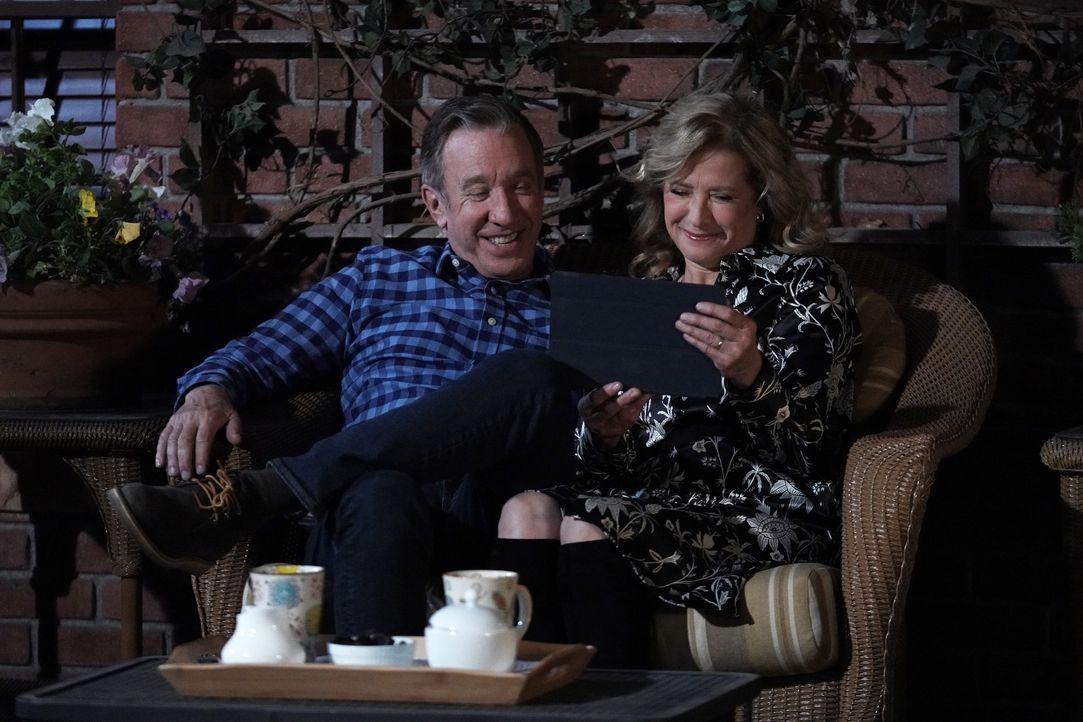 Mike Baxter (Tim Allen, l.); Vanessa Baxter (Nancy Travis, r.) - Bildquelle: Michael Becker 2020 Fox Media LLC. / Michael Becker