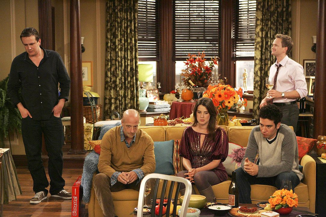 how-i-met-your-mother-special-klapsgiving2-02-20th-century-fox-international-televisionjpg 1536 x 1024 - Bildquelle: 20th Century Fox International Television