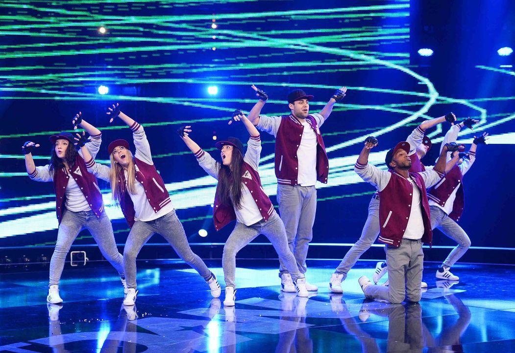 Got-To-Dance-BMB-Crew-17-SAT1-ProSieben-Willi-Weber - Bildquelle: SAT.1/ProSieben/Willi Weber