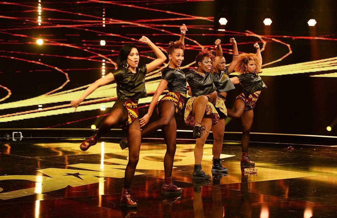Got-To-Dance-Afro-Flavour-05-SAT1-ProSieben-Willi-Weber - Bildquelle: SAT.1/ProSieben/Willi Weber