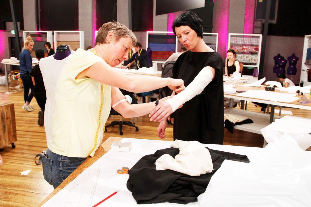 Fashion-Hero-Epi01-Atelier-37-ProSieben-Richard-Huebner - Bildquelle: ProSieben / Richard Huebner