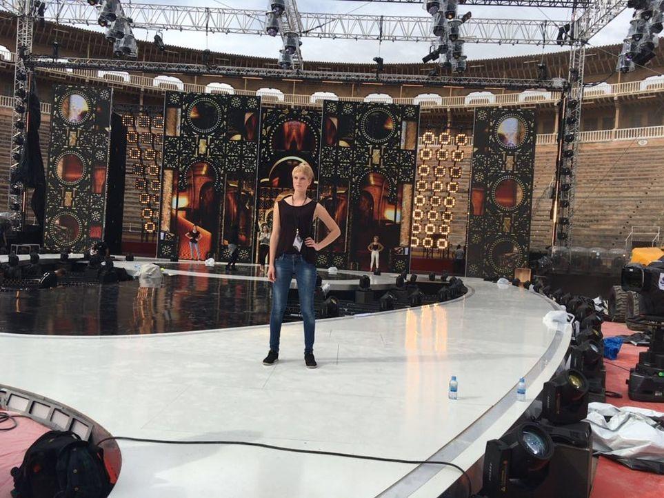 GNTM Backstage Finalwoche_6 - Bildquelle: ProSieben