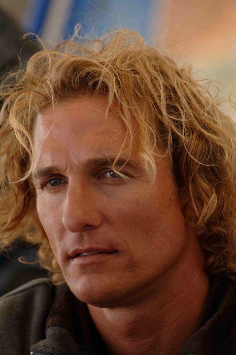 Der Surf-Profi Steve Addington (Matthew McConaughey) ist pleite, deshalb entschließt er sich dazu, sich an die Fernseh- und Videospielbranche zu ver... - Bildquelle: Licensed by The Weinstein Company