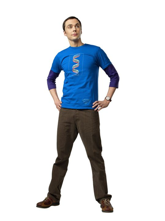 (7. Staffel) - Bringt seine Freunde oft zur Verzweiflung: Sheldon (Jim Parsons) ... - Bildquelle: Warner Bros. Television